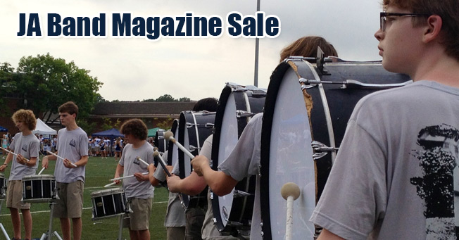 Band Magazine Sale