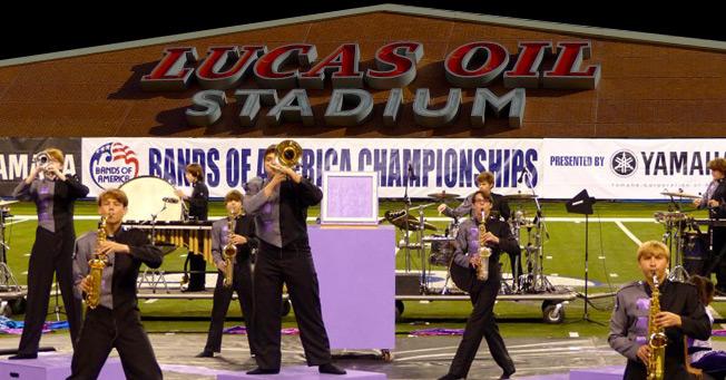 JA Band at BOA Indy Super Regional