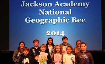 National Geographic Bee Competition