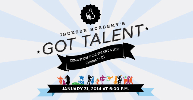 JA's Got Talent Graphic