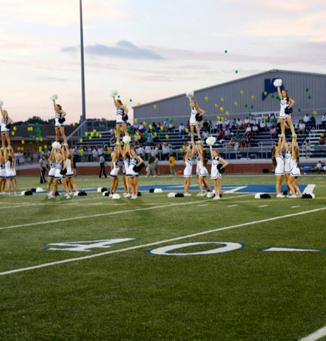 JA Cheerleaders