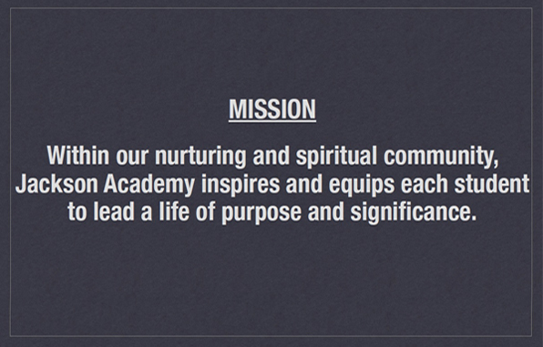 JA Mission Statement