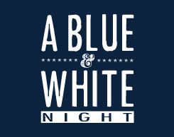 A Blue & White Night