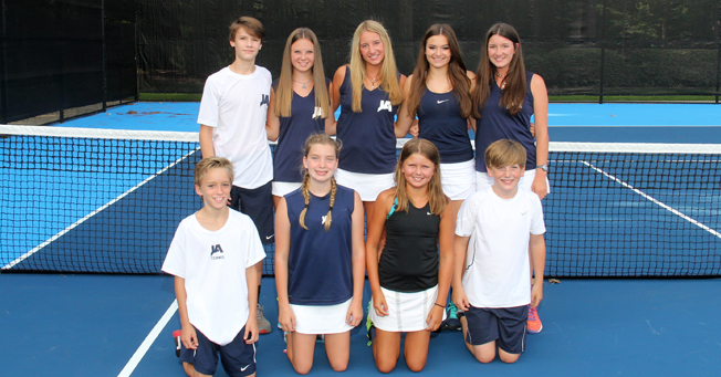 Junior-Varsity-Tennis